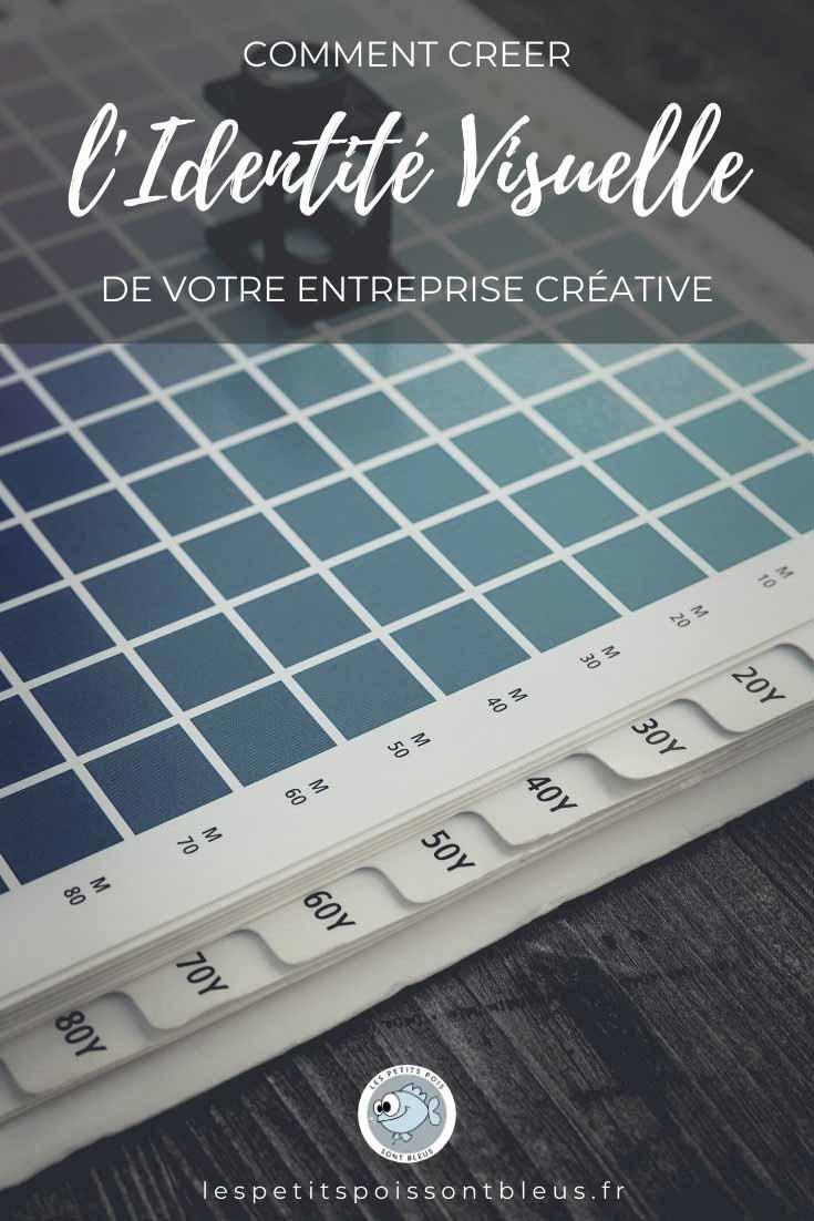 Comment créer l'identité visuelle de votre entreprise créative ?