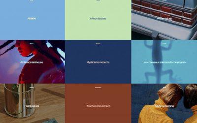 Pinterest : les tendances pour 2021