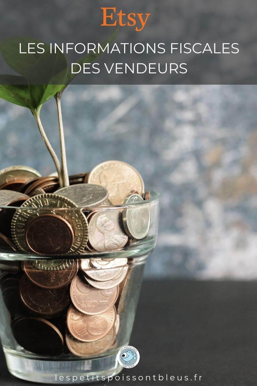 Etsy : les vendeurs français doivent mettre à jour leurs informations fiscales