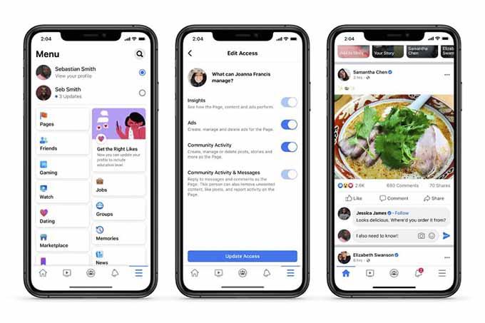 Facebook présente le nouveau design de ses pages et supprime le bouton j'aime
